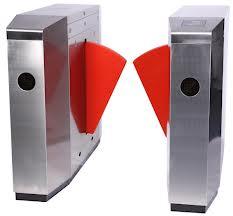 Pintu Otomatis Flap Barrier 12