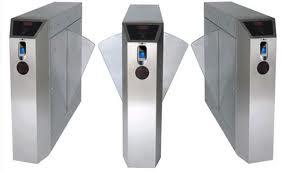 Pintu Otomatis Flap Barrier 3