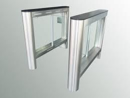 Pintu Otomatis Flap Barrier 5