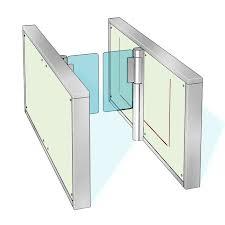 Pintu Otomatis Flap Barrier 7